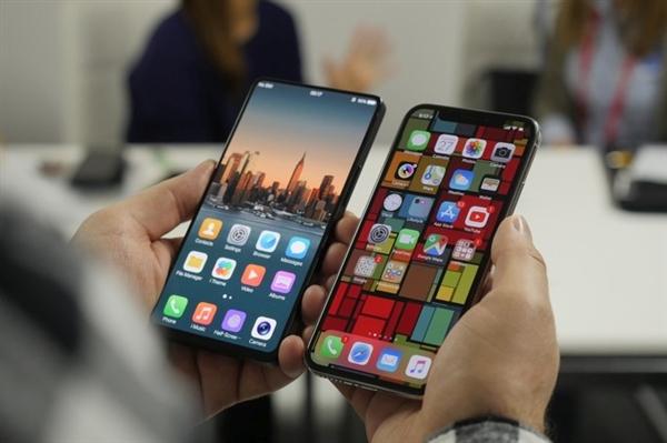 2018年Q1国内智能手机出货量排行:华为OV霸榜