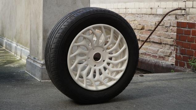 BigRep将创意和功能与3D印刷轮辋相结合