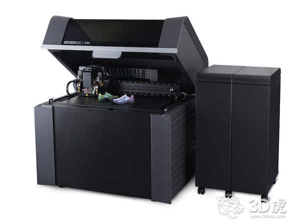 Stratasys为J750打印机新增色彩功能 并推出新型J735打印机