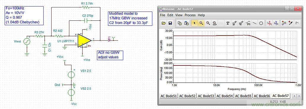 有源滤波器设计工具比较