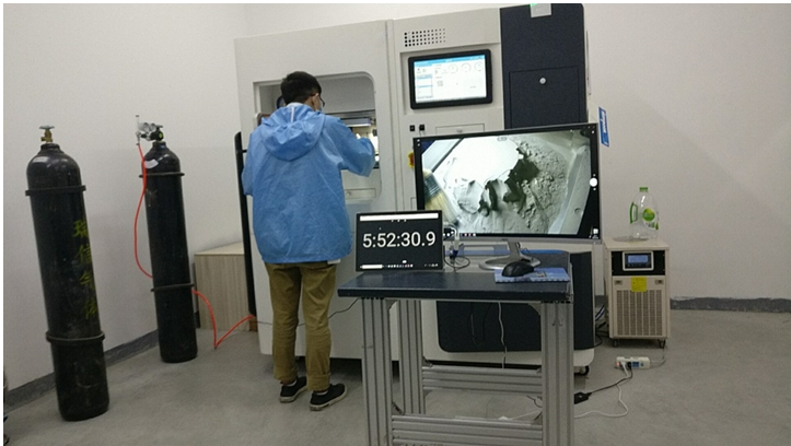 义齿专用3D打印设备问世 摆脱国外技术架构限制