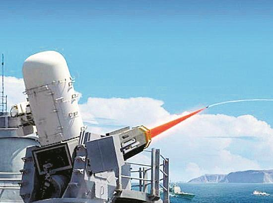 美军将激光武器用于武器试验 激光武器时代来了吗
