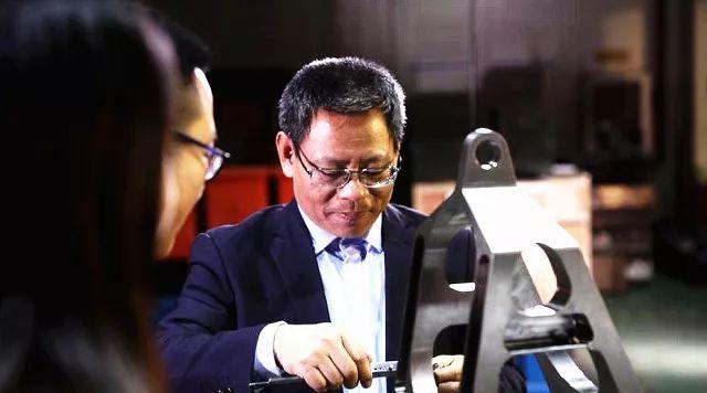 王华明院士:国产大飞机、战斗机用上国际领先的激光成形技术