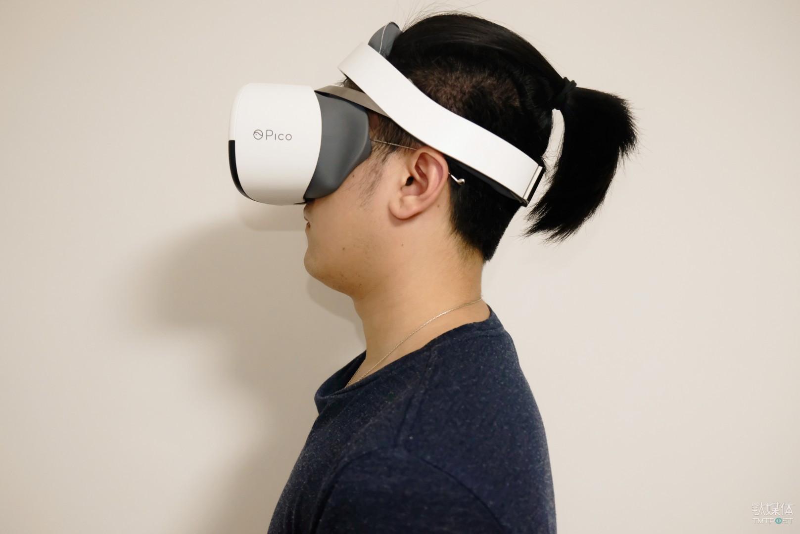 Pico Neo VR一体机评测:PCVR级的体验,但更轻,更简便