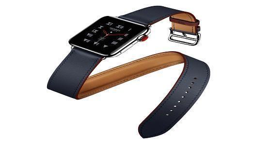 苹果手表主宰可穿戴设备市场的秘密武器:与时尚品牌合作