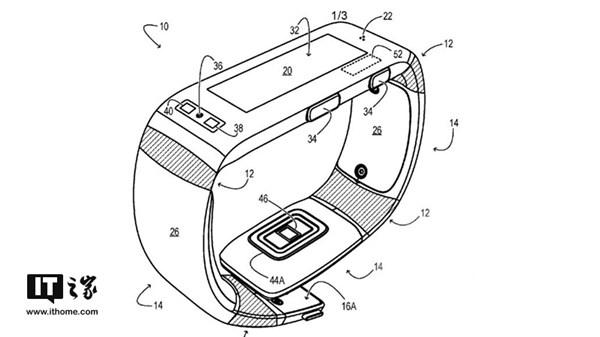 微软手环复活,新专利刚刚曝光