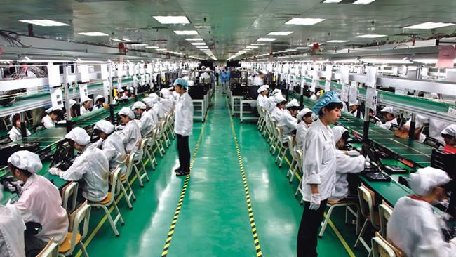 富士康将发展半导体业务 拟设立事业集团