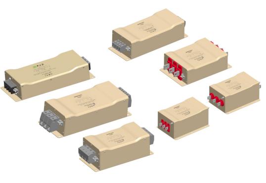 中宇豪公司推出多级工业电源滤波器新品