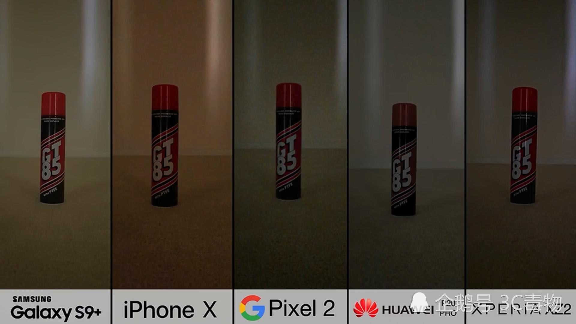 五部旗舰手机拍照对决:华为P20力压iPhoneX