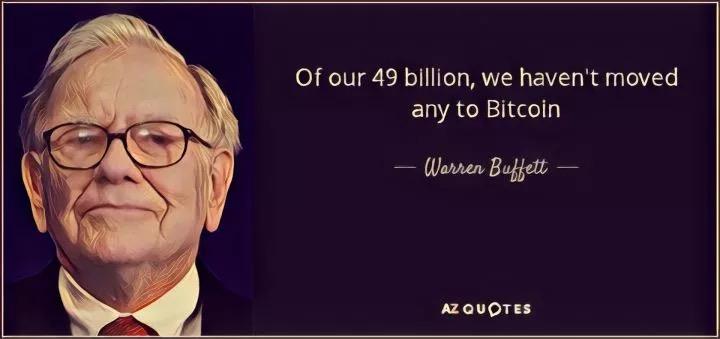 """巴菲特为何称比特币无价值,是""""老鼠药的平方"""""""