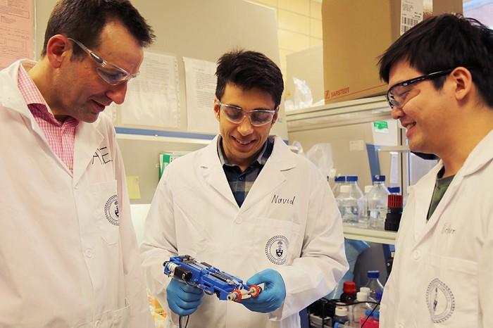 多伦多大学开发出一款手持式3D皮肤打印机 两分钟内即可打印皮肤