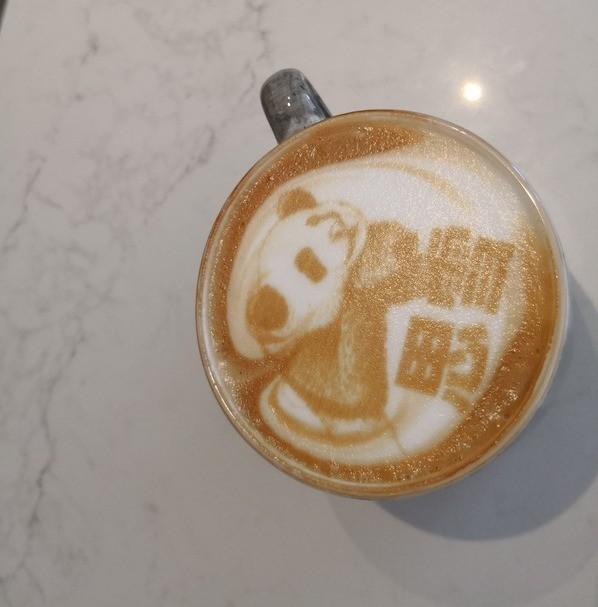 以色列3D打印为咖啡增加浪漫味道