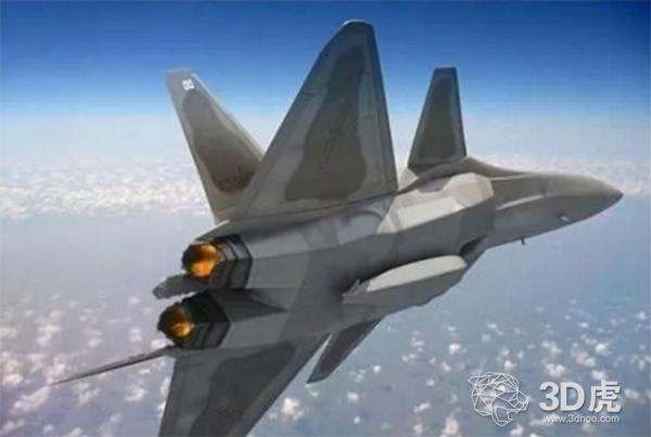 猜测!中国第六代战机将采用全新3D打印技术