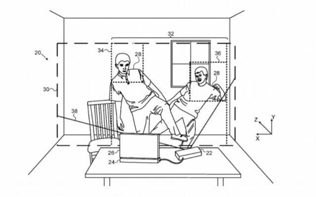 苹果深度感应技术专利曝光 或应用于未来的iPhone