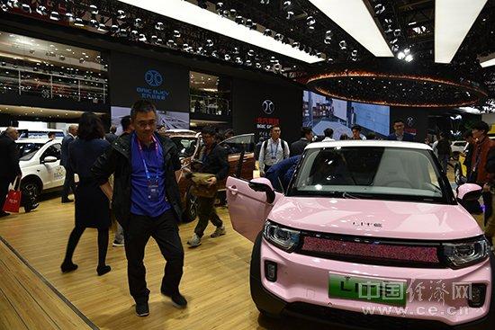 产品丰富、性价比高 自主品牌新能源车已占先机