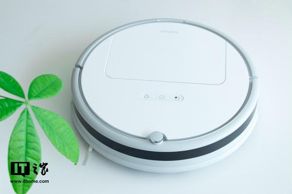 小瓦扫地机器人规划版开箱图赏:干净素雅科技范