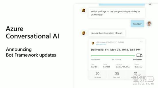 """微软与亚马逊""""联姻"""" 还抛出5道AI杀手锏"""