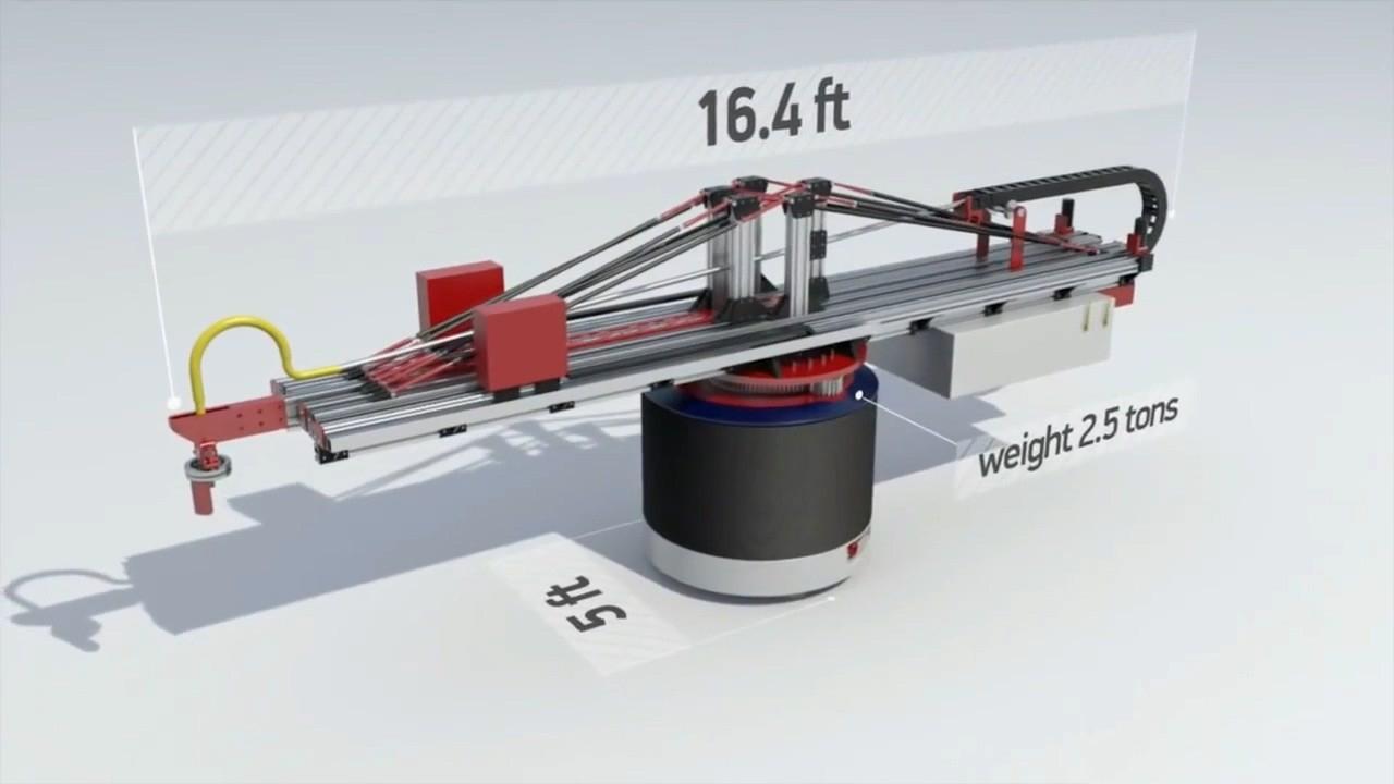 Apis Cor参与美国宇航局3D打印竞赛 欲在火星上建造栖息地