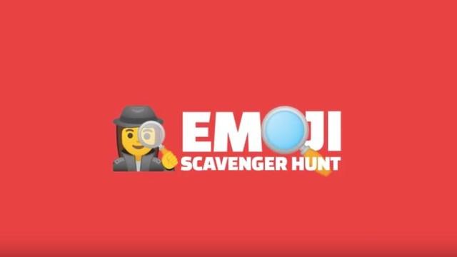 谷歌人工智能新技能 用emoji表情来寻宝