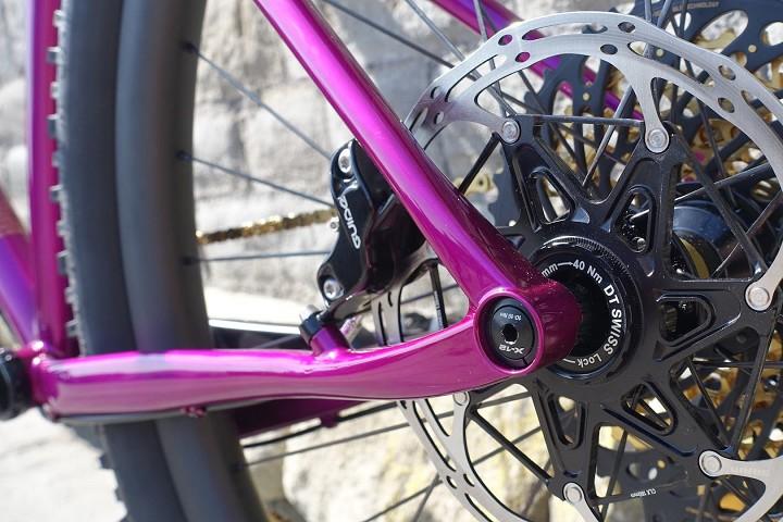 澳大利亚定制自行车公司使用3D打印框架组件创造获奖自行车