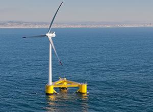 Wood将在苏格兰浮动涡轮上部署第一台激光雷达