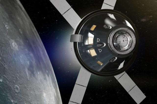 100个3D打印零件 NASA飞船重启太空探索之旅