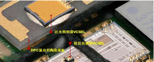 解剖iPhoneX 3D感测元件 VCSEL市场前景可观
