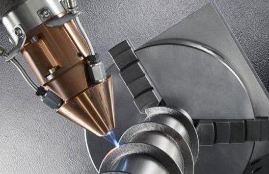 激光:'激光增材制造过程中的温度和熔池监控研究'