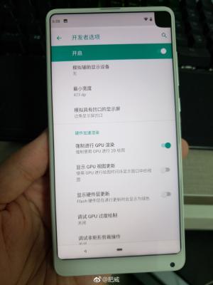 谷歌Android P上手体验,多种刘海屏让网友笑称不忍直视
