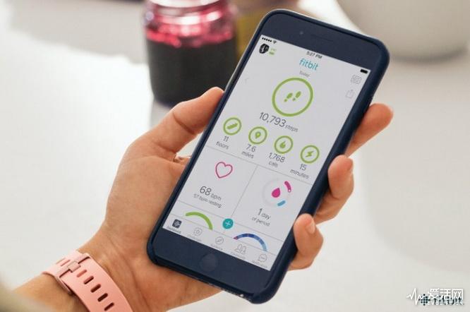 """用Fitbit  Versa手表""""把脉""""一下 姨妈周期就知道了"""