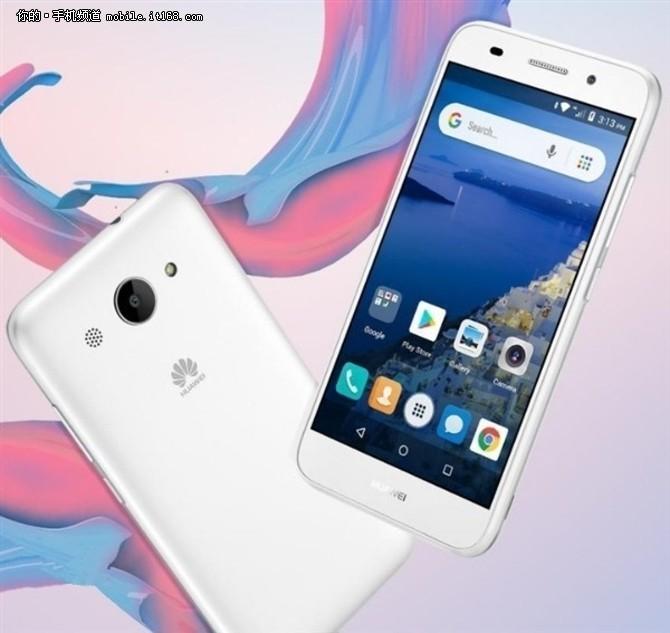 华为首款Android GO手机发布 1G内存也流畅