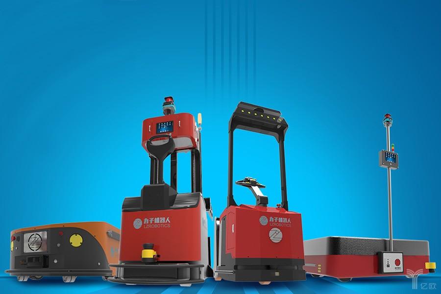 工业自动叉车解决方案公司力子机器人获千万元融资
