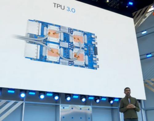 谷歌发布TPU 3.0,性能到底有多逆天?