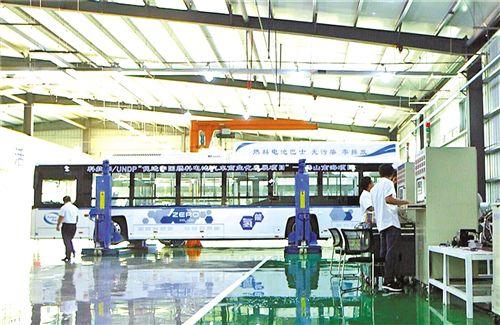氢燃料电池国产化提速 产业布局持续推进