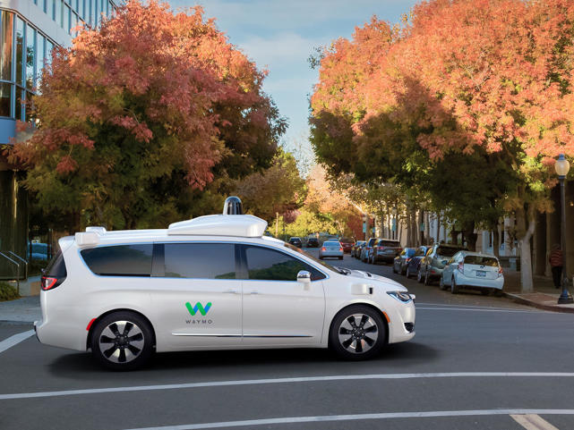 Waymo宣布今年在凤凰城推出自动驾驶汽车打车服务