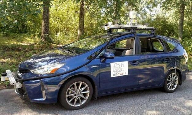 MIT开发出Maplite:让自动驾驶技术安全驶入乡村道路
