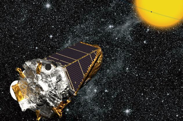 开普勒望远镜燃料即将耗尽,或将结束使命