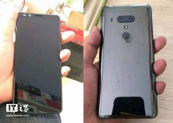 HTC U12+马上发!半透明机身完美继承