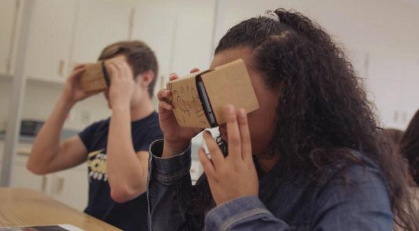谷歌向学生推出新款VR游览创建工具Tour Creator