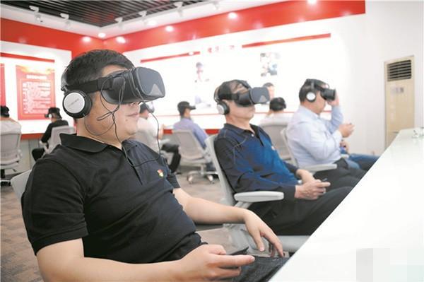 用VR测党性,这个山东小镇火了!怎么测?