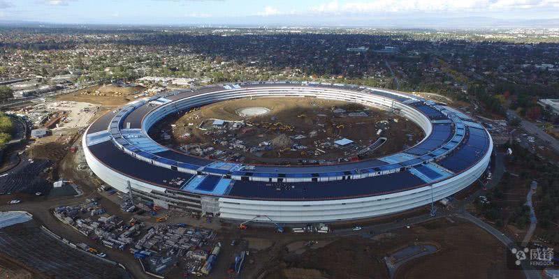 苹果将用无人机来优化地图 已获得测试批准