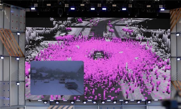 Waymo利用深度学习技术消除传感器噪声 在下雪天提供导航服务