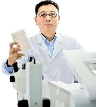 """生物医药专家回国创业 打造基因检测领域""""狙击枪"""""""