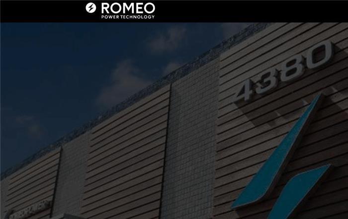 Agility与Romeo 合作商用卡车模块化电池组