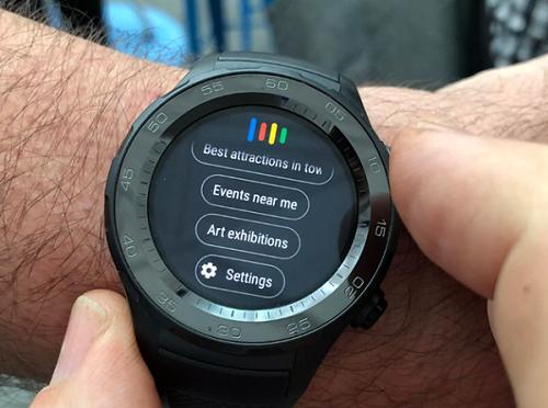 传谷歌正开发3款智能手表:预计今年秋天面世