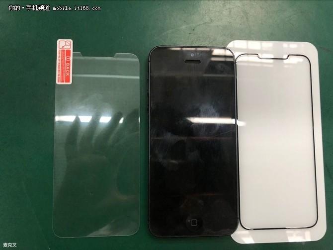 iPhone SE2谍照再曝光 确认刘海屏设计