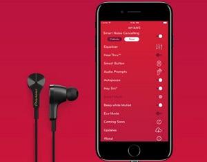先锋Rayz智能耳机,让iPhone X边充电边听歌