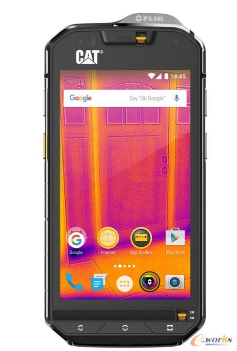 Cat S60:热成像坚固手机新玩法 你不了解一下?