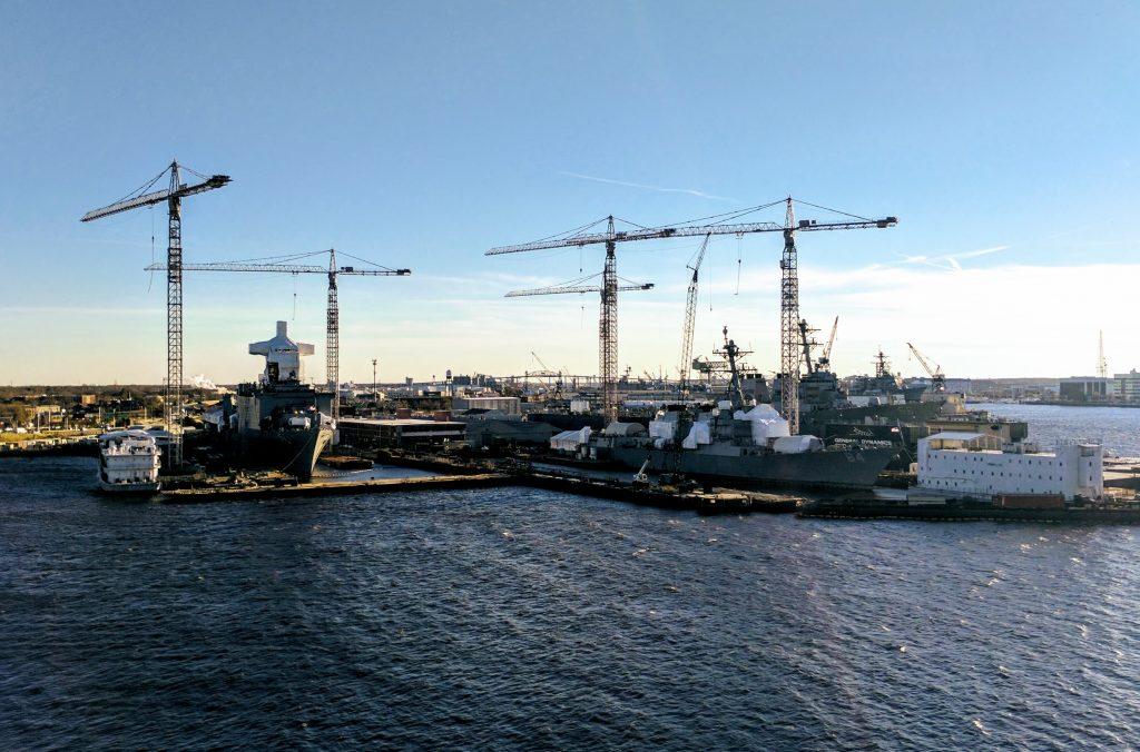 3D SYSTEMS建造美国海军战舰的金属增材制造系统