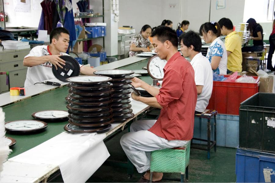 东莞机器换人还有难题 制造业优胜劣汰已成定局